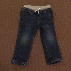 18M Cat & Jack skinny jeans